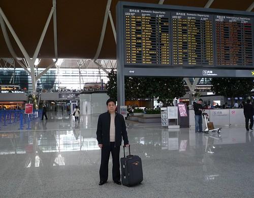 冯正虎出国20090401
