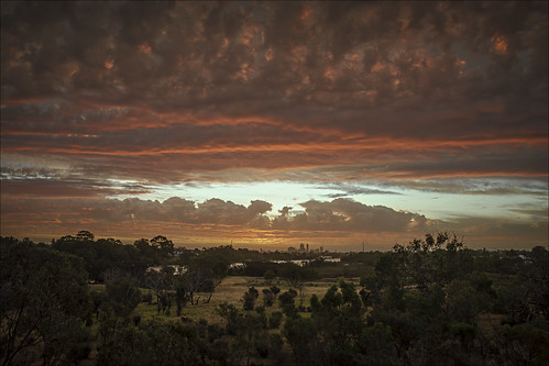 city trees sunset sky nature weather skyline clouds river outdoors twilight scenery cityscape sundown dusk sony scenic australia wideangle alpha tamron westernaustralia bayswater 2470mm a99 slta99 stevekphotography