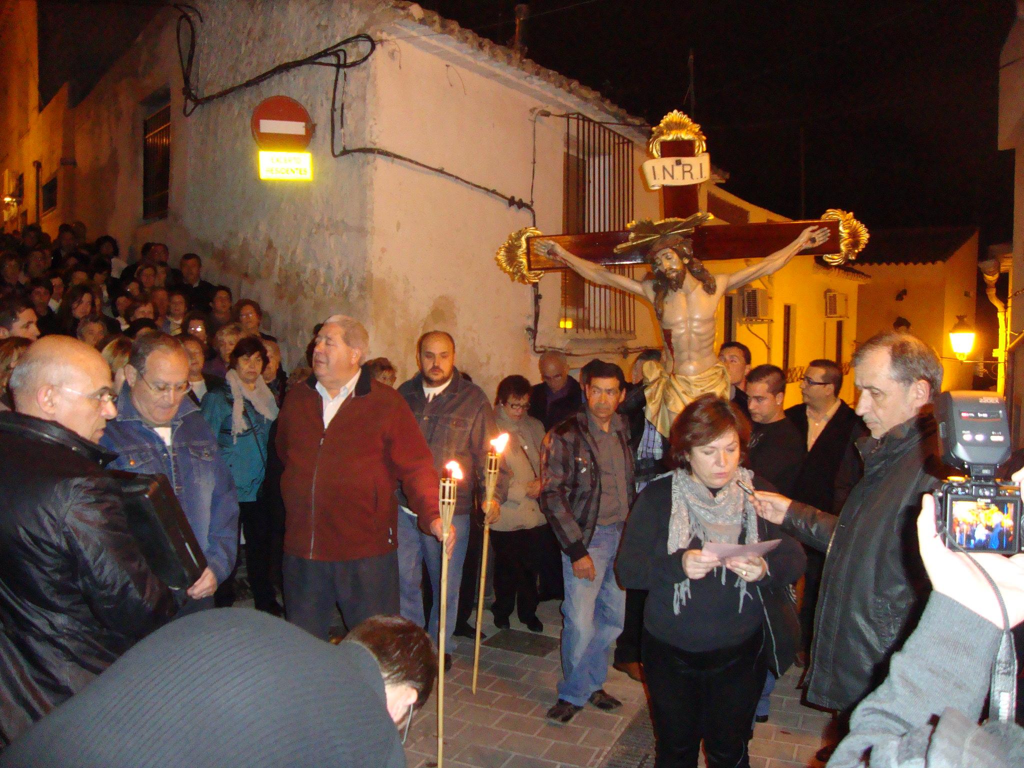 (2011-04-15) - II Vía Crucis nocturno - Javier Montesinos Villaplana -  (05)