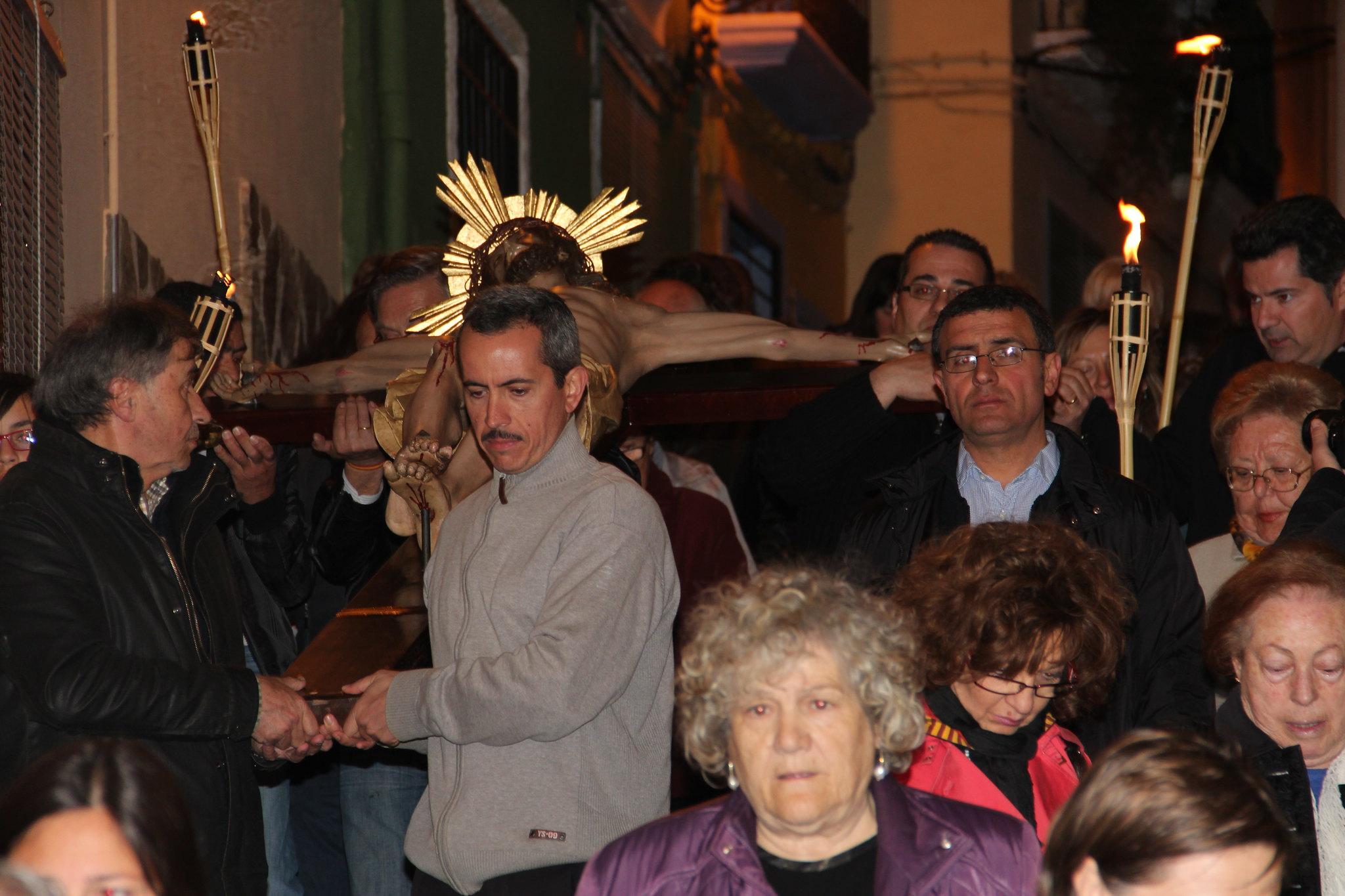(2012-03-30) - III Vía Crucis nocturno -  Antonio Verdú Navarro  (60)