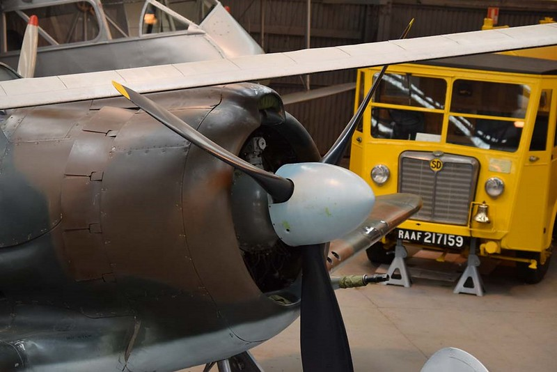 CAC Boomerang CA-12 2