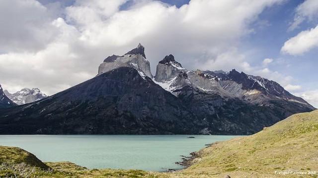 Cuernos del Paine. Patagonia, Chile