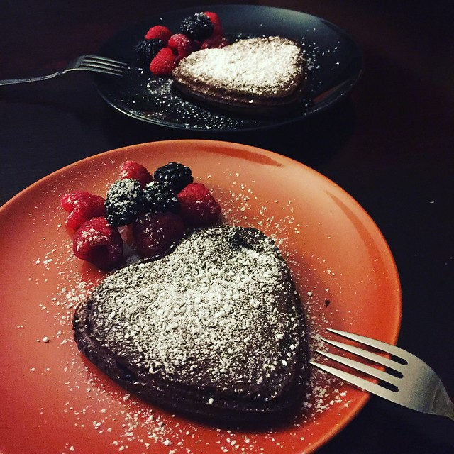 Lava cake night #nickoskitchen