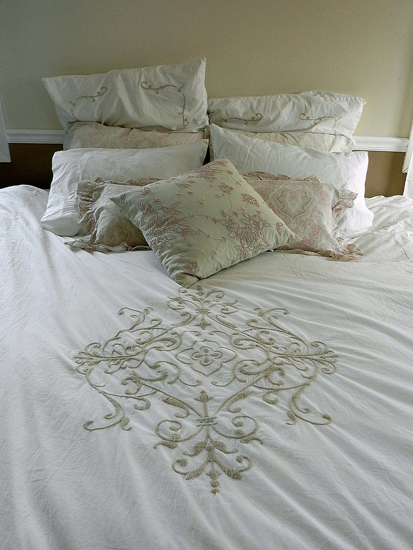 Old Bedding