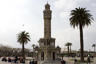Izmir Clock Tower | by CRUSTINA!
