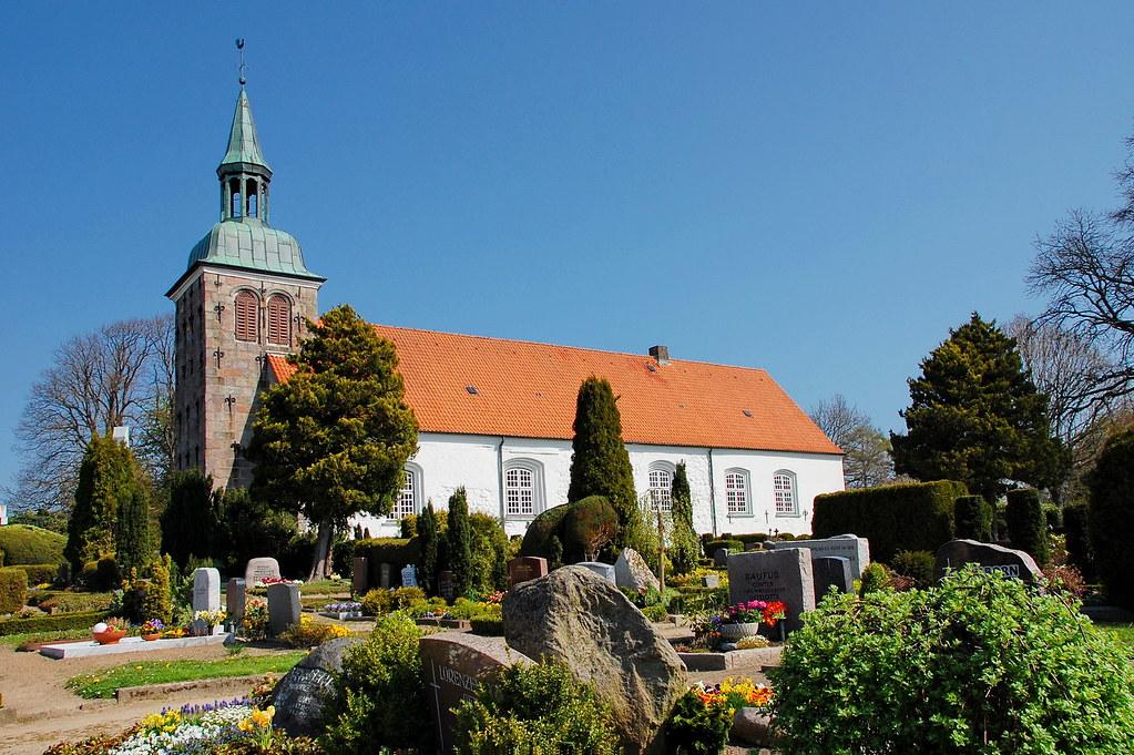Kirche Adelby