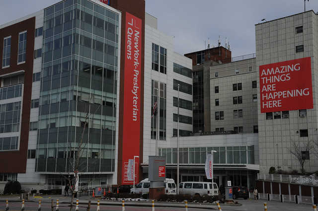 New York City Hospitals Join Citywide Challenge to Reduce Water Use
