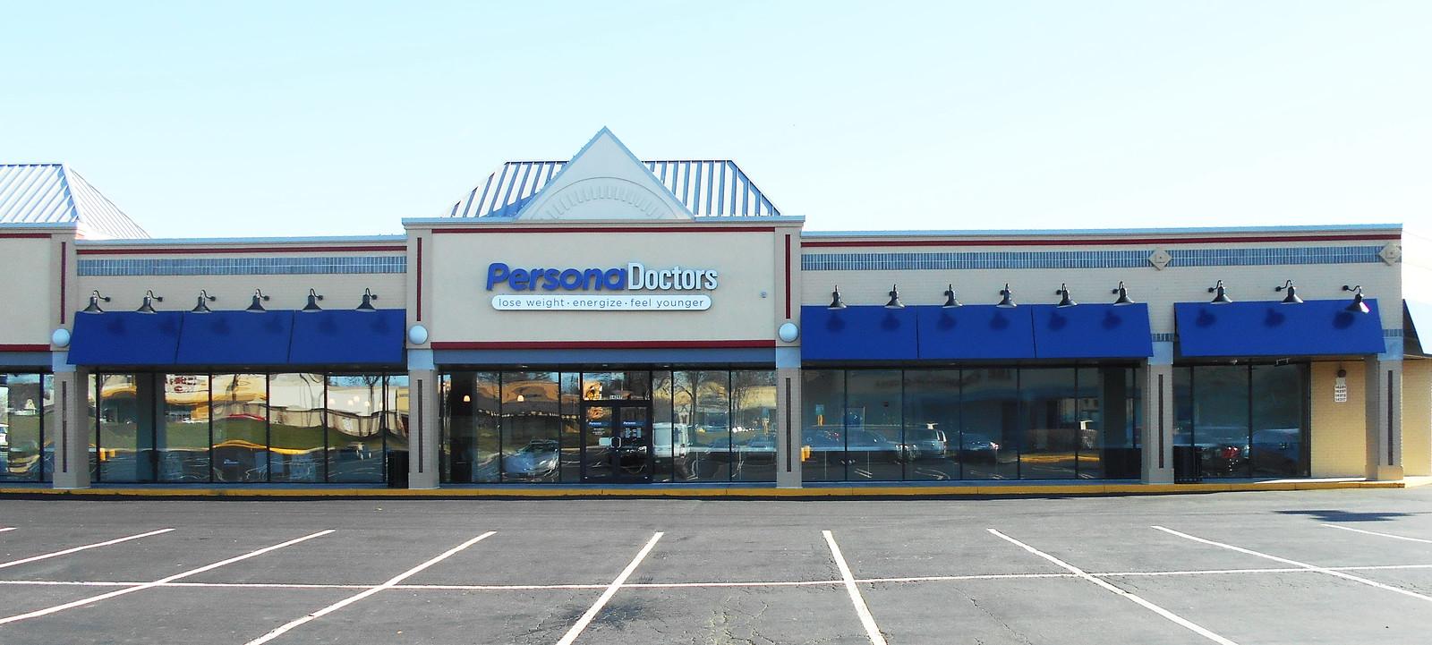 Retail Store Awnings Baltimore
