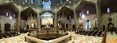 Basilica of the Annunciation - Panorama