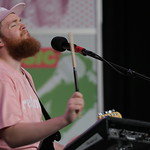 Fri, 18/03/2016 - 12:24pm - Jack Garrett Live at SXSW Radio Day Stage Powered by VuHaus 3.18.2016 Photographer: Sarah Burns and Michael Sperling