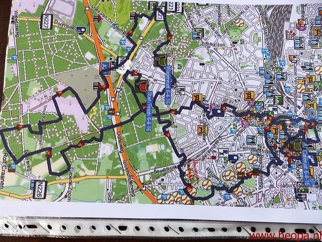 2016-04-06  18e Amersfoortse Keientocht 25 Km (1)
