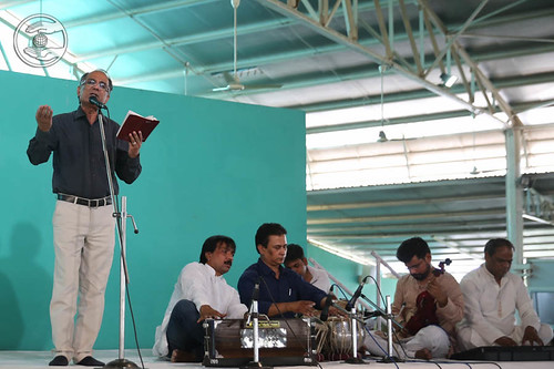 Devotional song by Ashok Shauq from Vikaspuri, Delhi