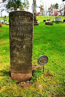 Washington S. Stinson, Co. L, 10th MI Cavalry
