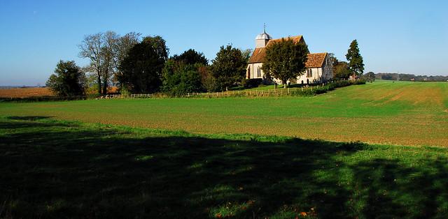 St.Rumwold's, Bonnington