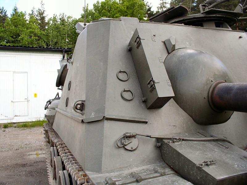 Pansarvarnskanonvagn m-43 8
