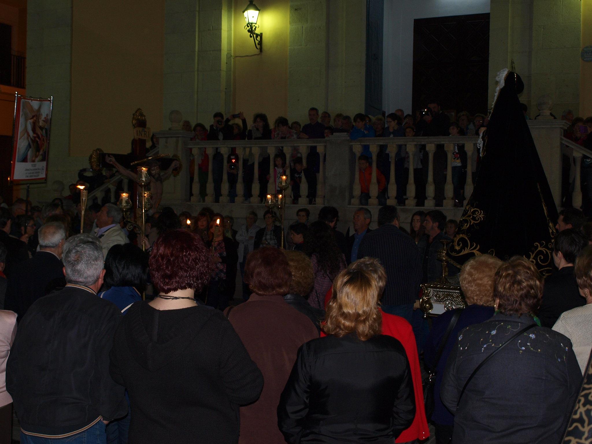 (2014-04-01) - V Vía Crucis nocturno - Paloma Romero Torralba (20)