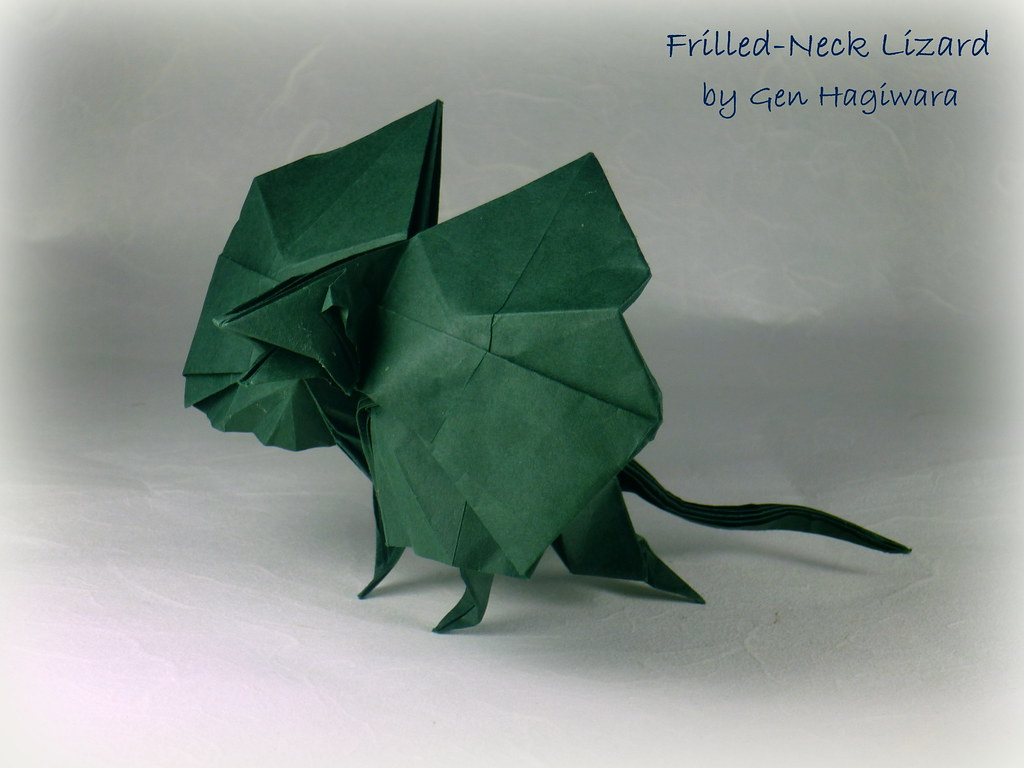 Origami - Artis Bellus: August 2013 | 768x1024