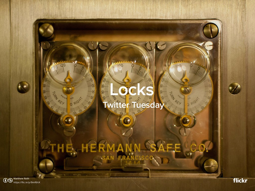 Twitter Tuesday: Locks