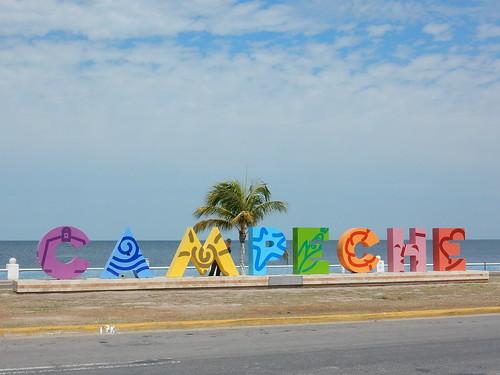 Campeche - malecon