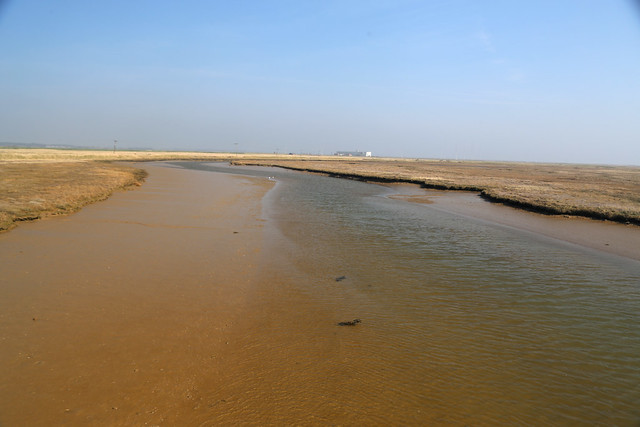 Stony Ditch, Orford Ness