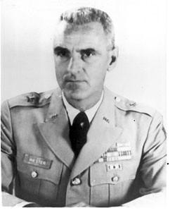 1970s - Gen. David Woodrow Hiester