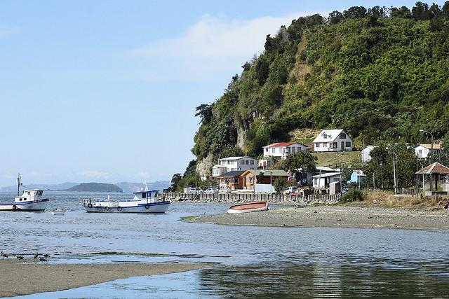 Achao / Isla de Chiloé / Chile