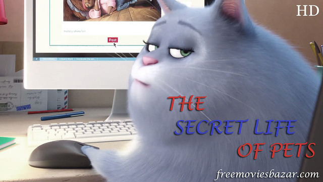 The Secret Life of Pets Full Movie Download Torrent Free Watch Online