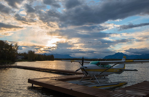 morning lake alaska clouds port sunrise dock nikon hydroplane wasilla sarahpailin afs1635mmf4gvr d800e