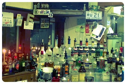 restaurant bradford nh appleseed bar signs donothump pub booze scenic newhampshire greatfood mixeddrinks