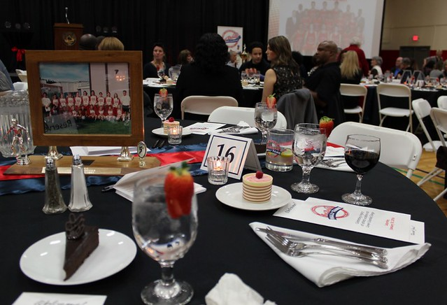 2016: Athletics Hall of Fame Awards Ceremony & Banquet