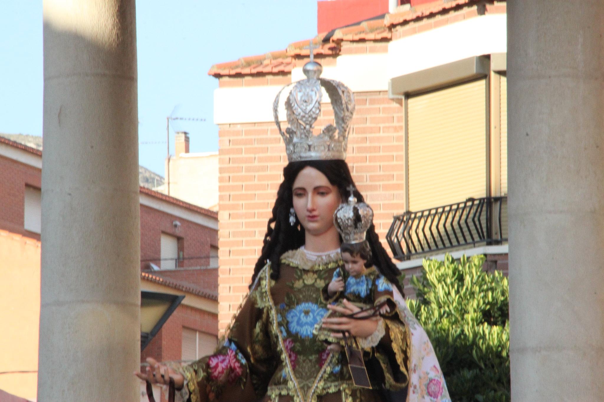 (2015-07-12) - Virgen del Carmen, parroquia La Santa Cruz - Javier Romero Ripoll (66)