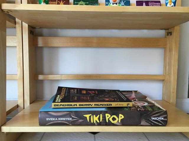 Tiki Corner - Books