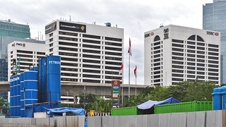 World Trade Centre Jakarta before 2012   by Ya, saya inBaliTimur