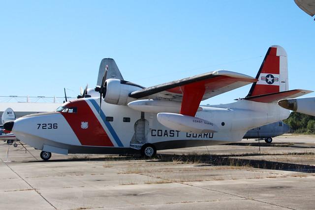 Grumman HU-16E Albatross USCG 7236