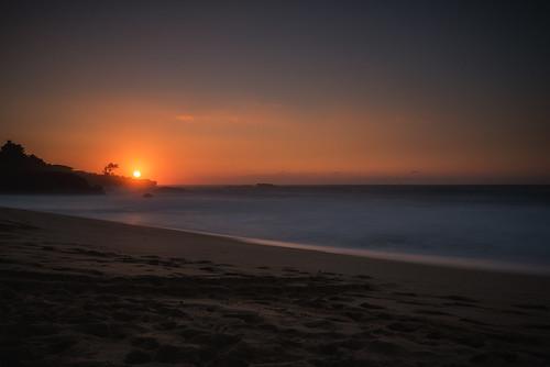 ocean longexposure travel sunset sky usa water landscape hawaii coast us seaside outdoor shore nik haleiwa colorefexpro nikviveza2 lee6gndhard leelittlestopper nikond750 leelandscapepolariser afsnikkor16354gvr