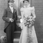 Thomas & Ada Williams  about 1897