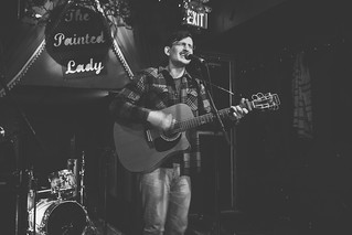 Nick Faye // Painted Lady, March 11th | by sparrowtreeproductions