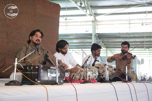 Devotional song by Swaran Singh from Rohini, Delhi