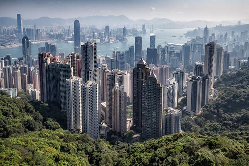 canon 6d travel hongkong hongkongisland hk ngc view vista canon1635mmf4 mountains city urban cityscape asia