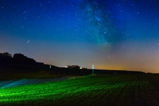 Sternenhimmel über Bad Waldsee