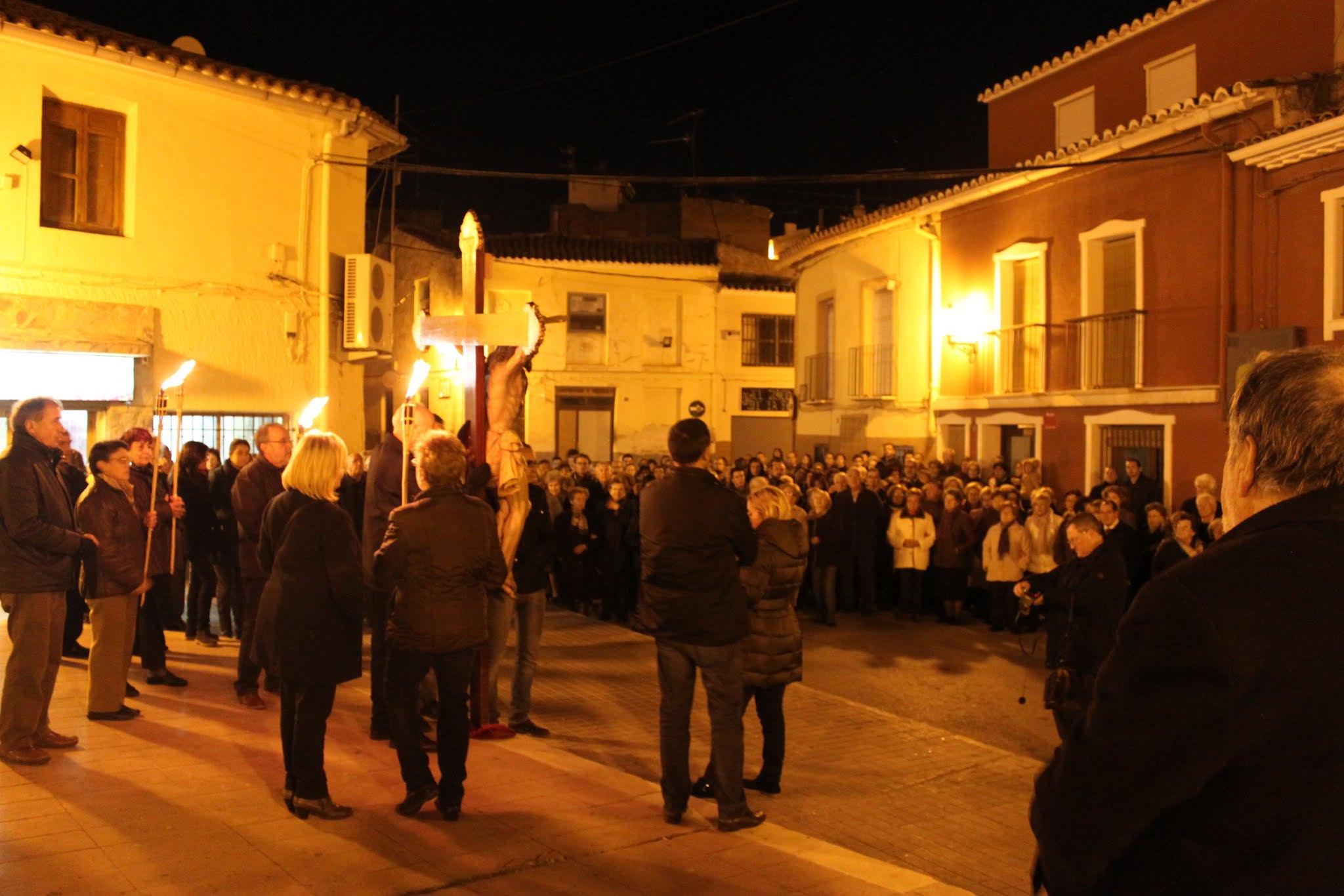 (2013-03-22) - IV Vía Crucis nocturno - Javier Romero Ripoll (47)