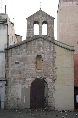 Capella de Sant Llàtzer (Barcelona)   by Monestirs Puntcat