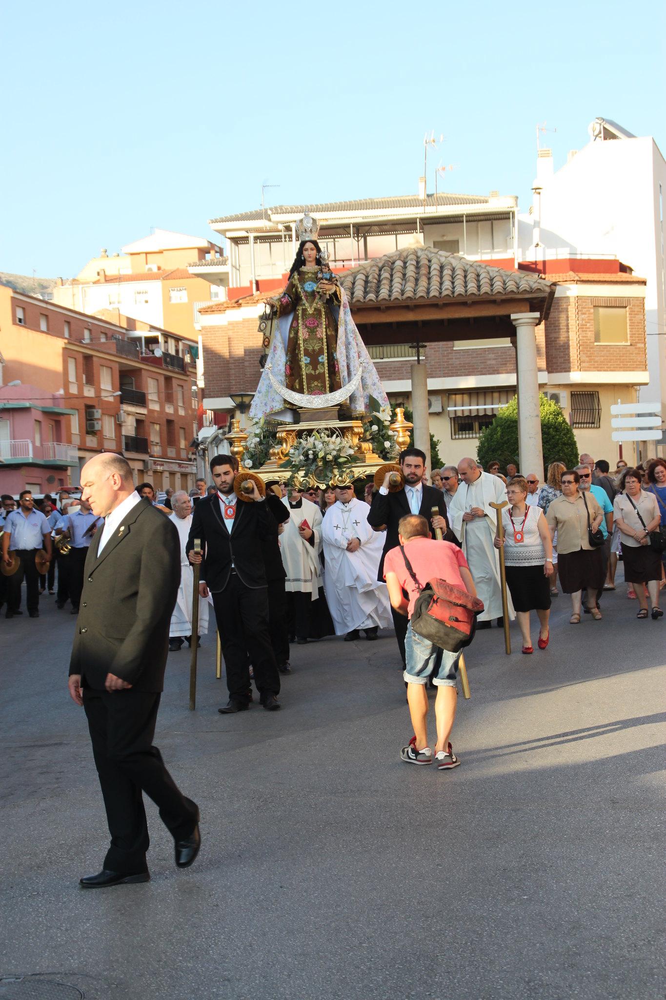 (2015-07-12) - Virgen del Carmen, parroquia La Santa Cruz - Javier Romero Ripoll (182)