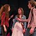L-R Ellie Duncan, Hannah Sweetnam, Sam Drysdale