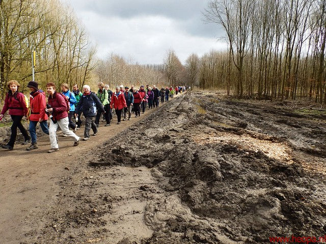 2016-03-23 stads en landtocht  Dordrecht            24.3 Km  (114)