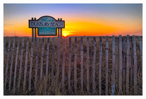 sign sunrise fence us unitedstates massachusetts large friday duxbury 0316 2016