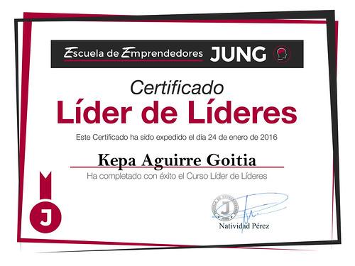 Diploma Certificado - JUNG   by alvaro_perez19
