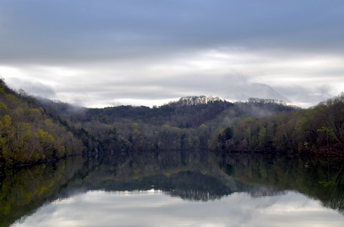 trees water fog clouds nikon tennessee tamron kingsporttn warriorspathstatepark kingsporttennessee tamronnikon d7000 nikontamron nikond7000 tamron16300 warriorspathparklake tamron16300f3563diiivcpzd