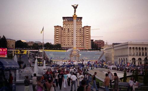 Maidan Nezalezhnosti | by Antonio Bonanno