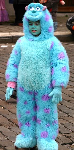 Belgian Blue monster